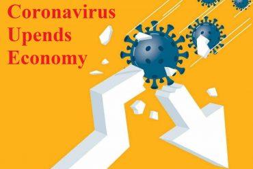 Coronavirus Upends Economy