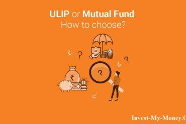 Invest In Mutual Funds or ULIPs
